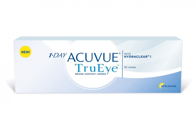 1-Day Acuvue TruEye 30 pack