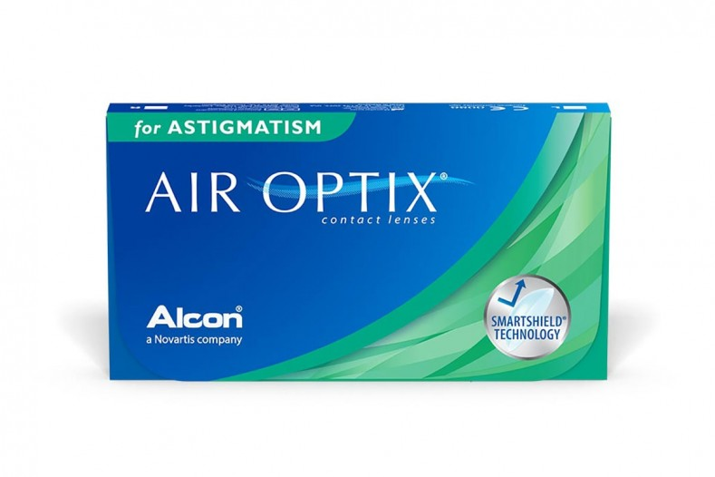 Air Optix for Astigmatism 3 pack