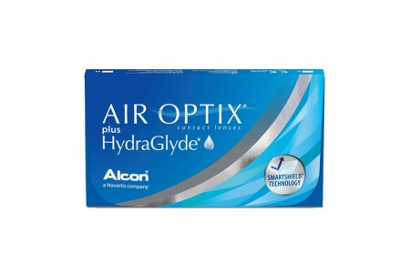 Air Optix HydraGlyde 3 pack