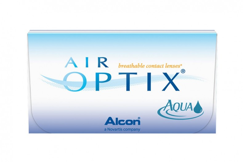 Air Optix Aqua 6 pack