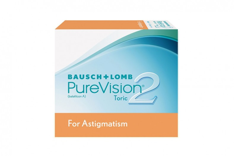 Purevision 2HD for Astigmatism 6 pack
